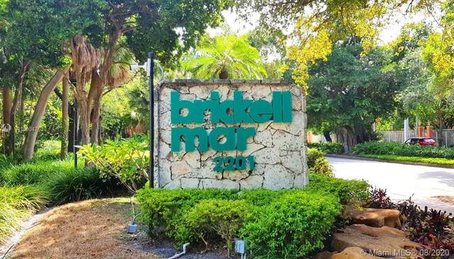 2201 Brickell Ave #68, Miami, FL 33129 (MLS #A10904763) :: Berkshire Hathaway HomeServices EWM Realty