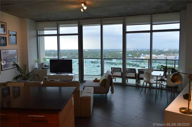 3301 NE 1st Ave H1509, Miami, FL 33137 (MLS #A10904795) :: The Azar Team
