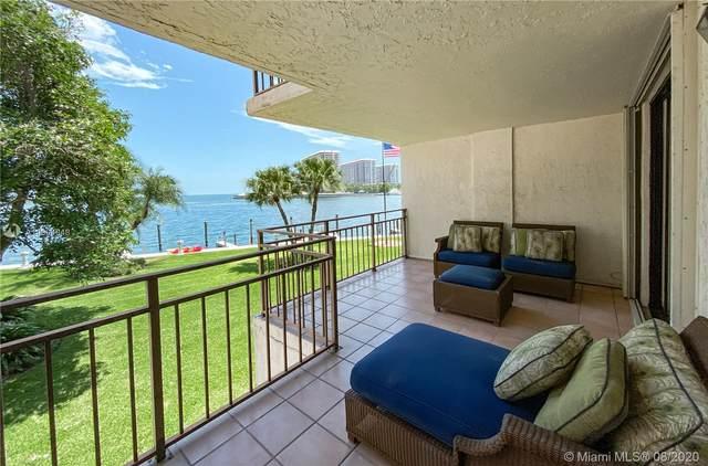 1632 S Bayshore Ct #101, Miami, FL 33133 (MLS #A10904848) :: The Riley Smith Group