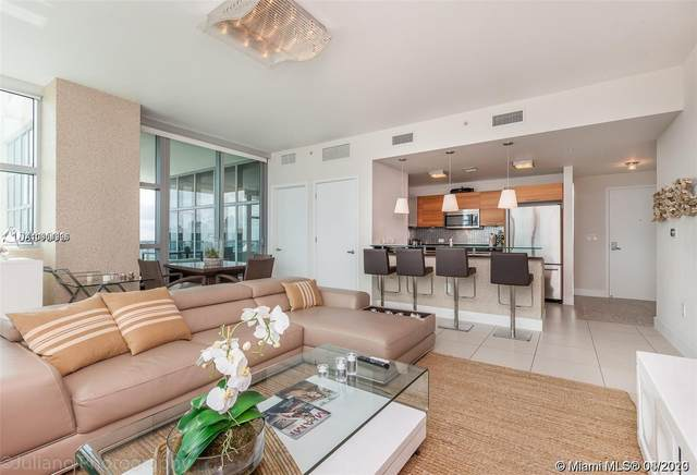 3301 NE 1st Ave H2402, Miami, FL 33137 (MLS #A10904905) :: The Azar Team