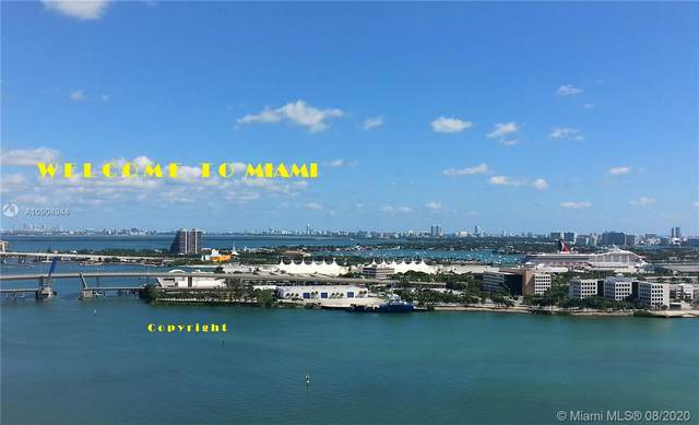2000 N Bayshore Dr #619, Miami, FL 33137 (MLS #A10904944) :: ONE Sotheby's International Realty