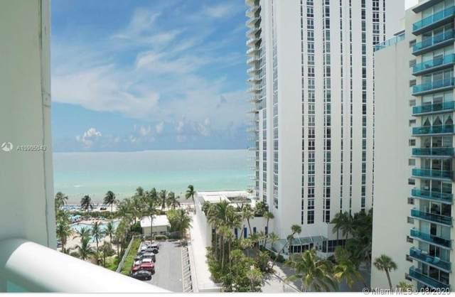 3901 S Ocean Dr 10O, Hollywood, FL 33019 (MLS #A10905043) :: Grove Properties