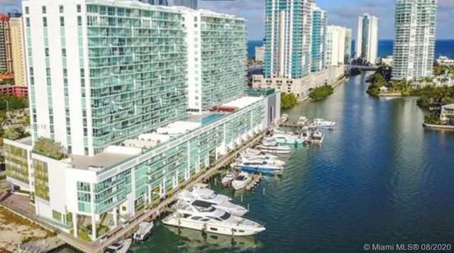 400 Sunny Isles Blvd, Sunny Isles Beach, FL 33160 (MLS #A10905118) :: The Azar Team