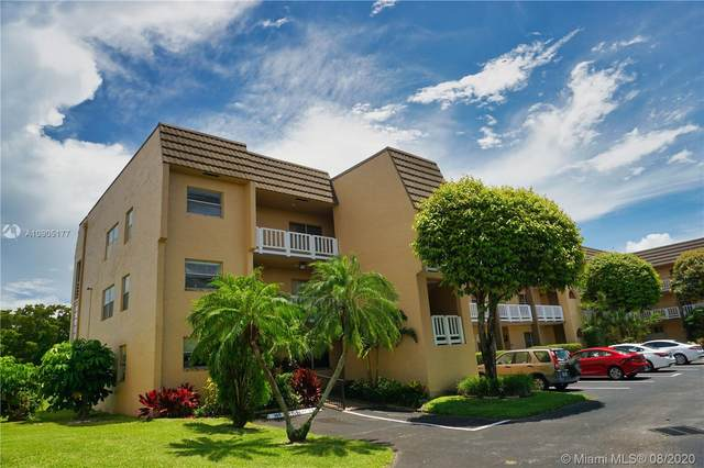 9201 Sunrise Lakes Blvd #104, Sunrise, FL 33322 (MLS #A10905177) :: Berkshire Hathaway HomeServices EWM Realty