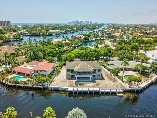 121 Bay Colony Dr, Fort Lauderdale, FL 33308 (MLS #A10905219) :: The Howland Group