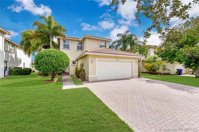16392 SW 29th St, Miramar, FL 33027 (MLS #A10905243) :: ONE | Sotheby's International Realty
