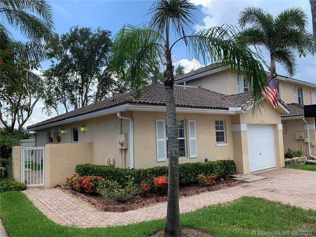 8944 NW 53rd St, Sunrise, FL 33351 (MLS #A10905302) :: Berkshire Hathaway HomeServices EWM Realty