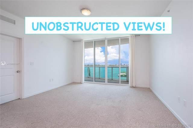 7910 Harbor Island Dr #902, North Bay Village, FL 33141 (MLS #A10905387) :: Berkshire Hathaway HomeServices EWM Realty