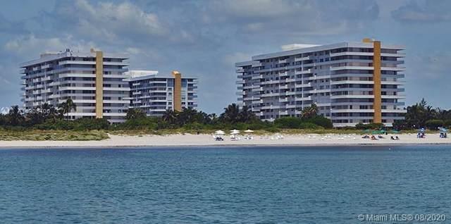 155 Ocean Lane Dr #403, Key Biscayne, FL 33149 (MLS #A10905406) :: The Paiz Group