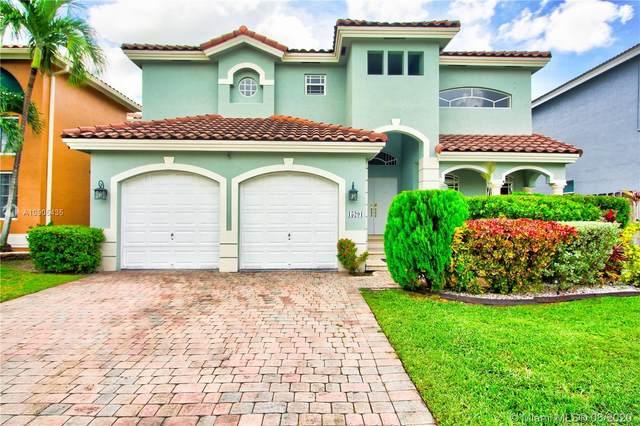 15291 SW 139th Ct, Miami, FL 33177 (MLS #A10905435) :: Berkshire Hathaway HomeServices EWM Realty