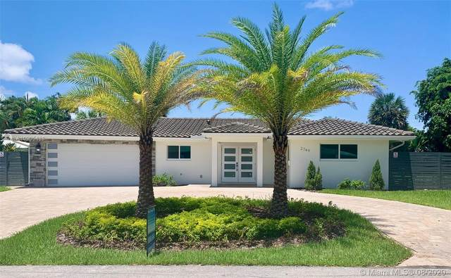 2749 NE 27th Ct, Fort Lauderdale, FL 33306 (MLS #A10905488) :: Patty Accorto Team