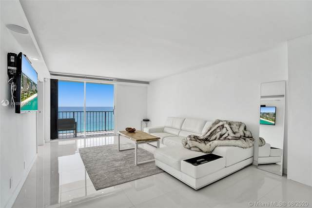 2625 Collins Ave #1504, Miami Beach, FL 33140 (MLS #A10905539) :: ONE Sotheby's International Realty