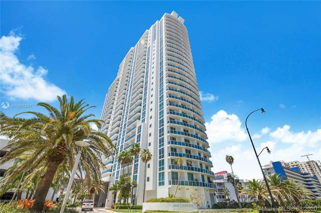 1945 S Ocean Dr #605, Hallandale Beach, FL 33009 (MLS #A10905551) :: The Azar Team