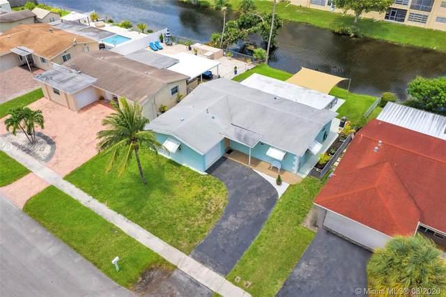 8481 NW 29th St, Sunrise, FL 33322 (MLS #A10905623) :: Berkshire Hathaway HomeServices EWM Realty