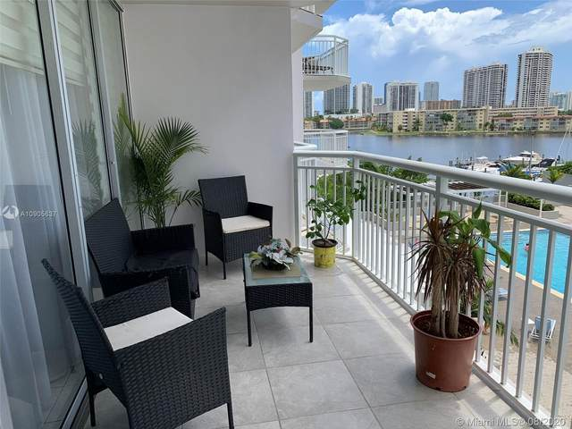 18061 Biscayne Blvd #404, Aventura, FL 33160 (MLS #A10905637) :: The Riley Smith Group