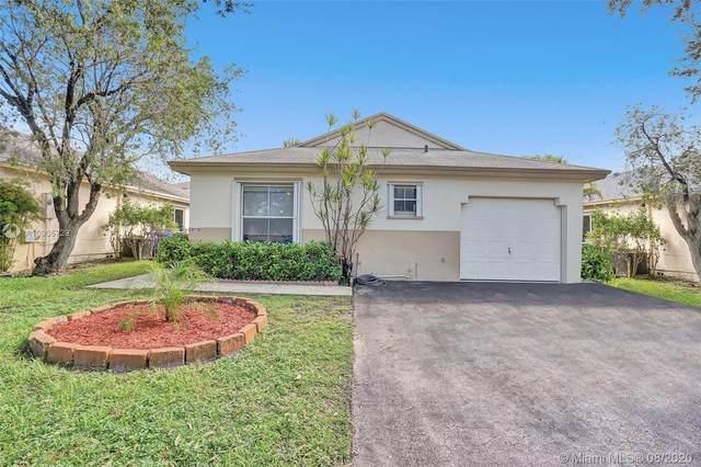 20730 NW 3rd Ct, Pembroke Pines, FL 33029 (MLS #A10905729) :: Green Realty Properties