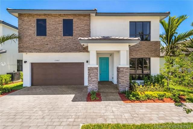 23366 SW 107th Pl, Miami, FL 33032 (MLS #A10905813) :: Berkshire Hathaway HomeServices EWM Realty