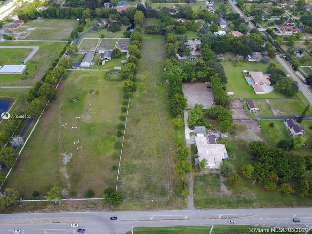 148 Sw Ave, Southwest Ranches, FL 33330 (MLS #A10905822) :: United Realty Group