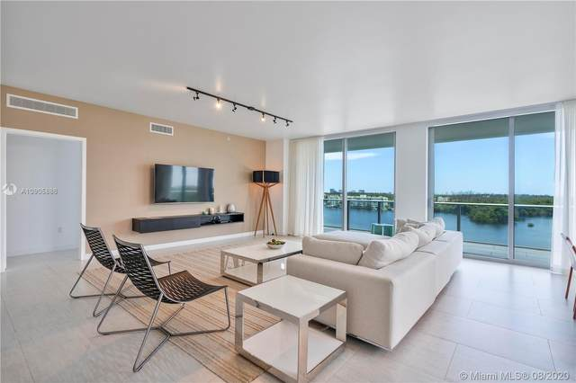 17111 Biscayne Blvd #802, North Miami Beach, FL 33160 (MLS #A10905886) :: Ray De Leon with One Sotheby's International Realty