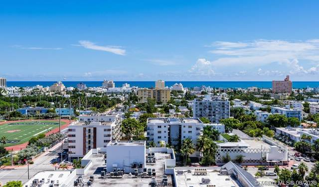 1000 West Ave Ph-07, Miami Beach, FL 33139 (MLS #A10905918) :: Re/Max PowerPro Realty