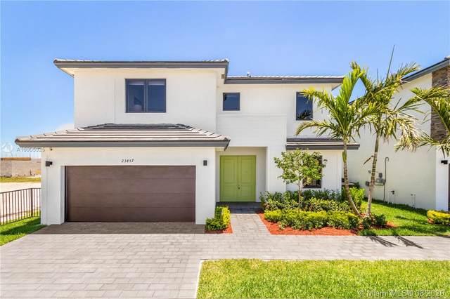23358 SW 107th Pl, Miami, FL 33032 (MLS #A10905925) :: Berkshire Hathaway HomeServices EWM Realty