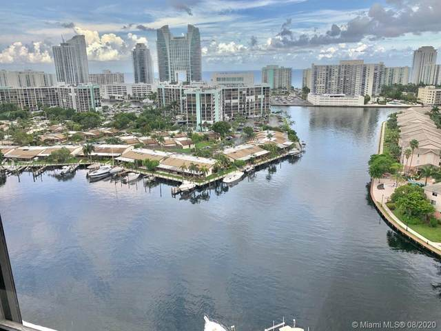 300 Three Islands Blvd #618, Hallandale Beach, FL 33009 (MLS #A10905962) :: Green Realty Properties