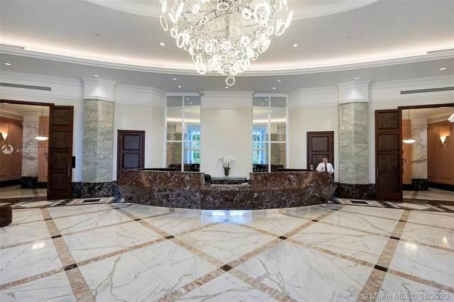 4100 Island Blvd #1703, Aventura, FL 33160 (MLS #A10906127) :: Berkshire Hathaway HomeServices EWM Realty