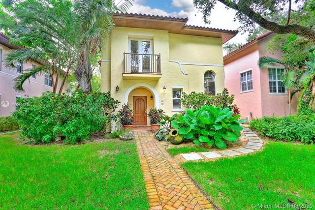 493 Menendez Ave #12, Coral Gables, FL 33146 (MLS #A10906191) :: Lifestyle International Realty