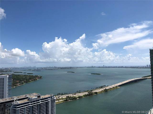 501 NE 31 Street #1004, Miami, FL 33137 (MLS #A10906312) :: The Pearl Realty Group