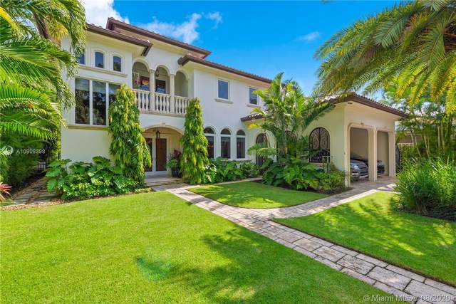 4161 Park Ave, Miami, FL 33133 (MLS #A10906398) :: The Riley Smith Group