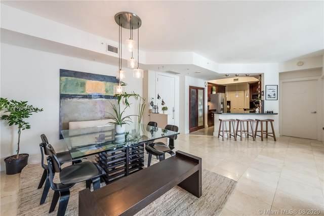 888 Brickell Key Dr #1200, Miami, FL 33131 (MLS #A10906488) :: Green Realty Properties