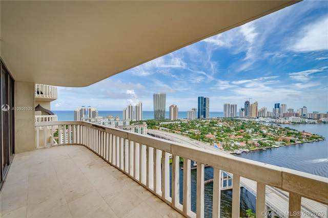 19355 Turnberry Way 26GR, Aventura, FL 33180 (MLS #A10906535) :: The Teri Arbogast Team at Keller Williams Partners SW