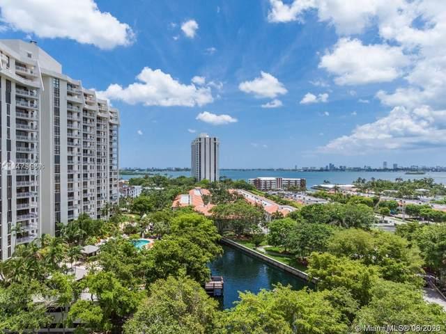 2000 Towerside Ter #1511, Miami, FL 33138 (MLS #A10906585) :: The Teri Arbogast Team at Keller Williams Partners SW