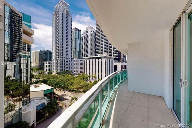 951 Brickell Ave #810, Miami, FL 33131 (MLS #A10906639) :: The Pearl Realty Group