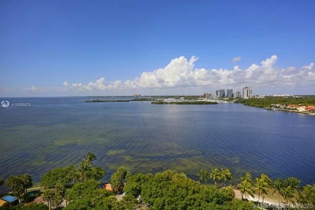 1 Grove Isle Dr A1508, Coconut Grove, FL 33133 (MLS #A10906676) :: The Riley Smith Group