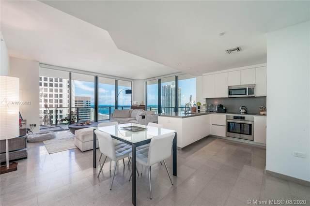 68 SE 6th St #3501, Miami, FL 33131 (MLS #A10906683) :: Castelli Real Estate Services