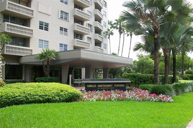 90 Edgewater Dr #715, Coral Gables, FL 33133 (MLS #A10906694) :: Lifestyle International Realty
