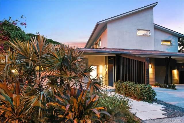 2551 Trapp Ave, Coconut Grove, FL 33133 (MLS #A10906729) :: Carole Smith Real Estate Team