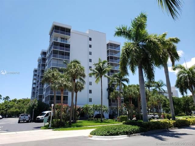 150 Ocean Lane Dr 10G, Key Biscayne, FL 33149 (MLS #A10906742) :: Castelli Real Estate Services