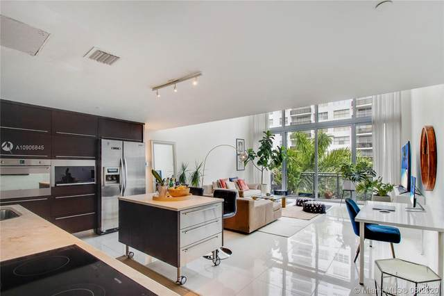 6000 Collins Ave #515, Miami Beach, FL 33140 (MLS #A10906845) :: Prestige Realty Group