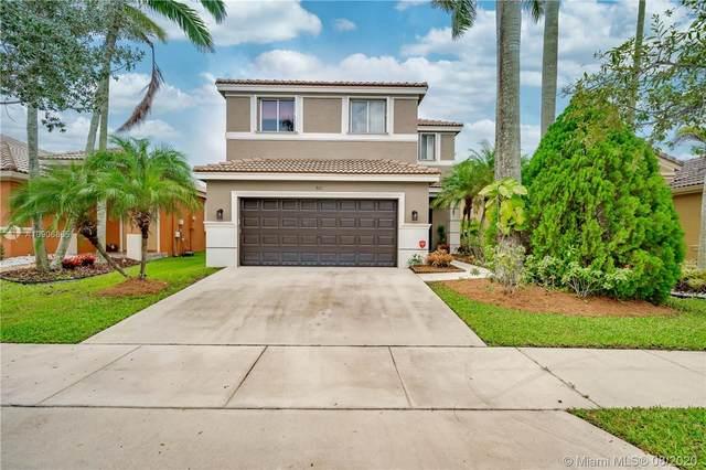 460 Silver Palm Way, Weston, FL 33327 (MLS #A10906865) :: The Azar Team