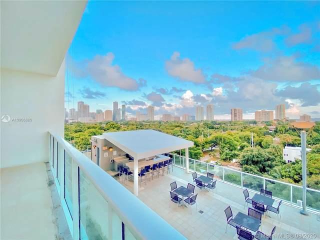 2525 SW 3rd Ave #709, Miami, FL 33129 (MLS #A10906880) :: Berkshire Hathaway HomeServices EWM Realty