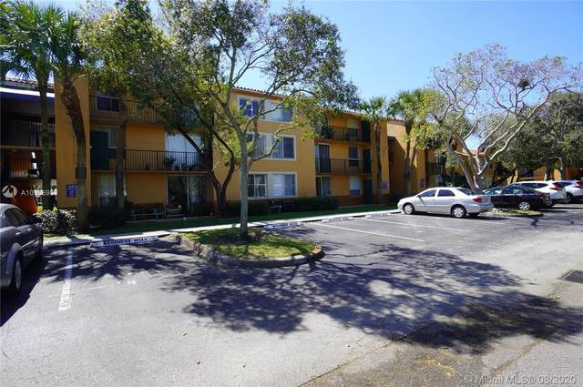10749 Cleary Blvd #305, Plantation, FL 33324 (MLS #A10906903) :: Green Realty Properties