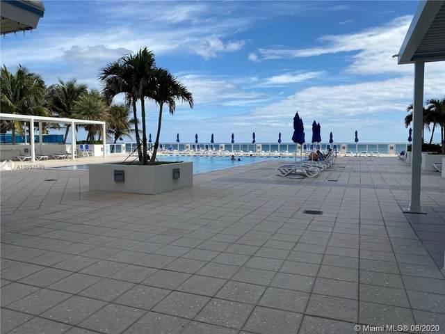2751 S Ocean Dr 1703N, Hollywood, FL 33019 (MLS #A10907040) :: Berkshire Hathaway HomeServices EWM Realty