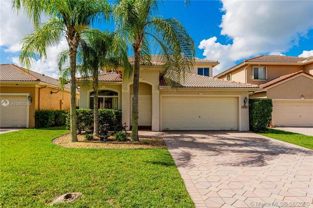 3718 Pebblebrook Mnr, Coconut Creek, FL 33073 (MLS #A10907042) :: The Riley Smith Group