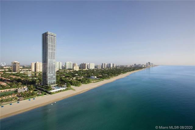 19575 Collins Ave #3, Sunny Isles Beach, FL 33160 (MLS #A10907089) :: The Rose Harris Group