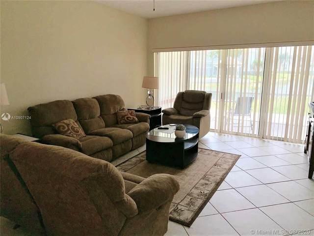 122 Cypress Point Dr #122, Palm Beach Gardens, FL 33418 (MLS #A10907124) :: Green Realty Properties