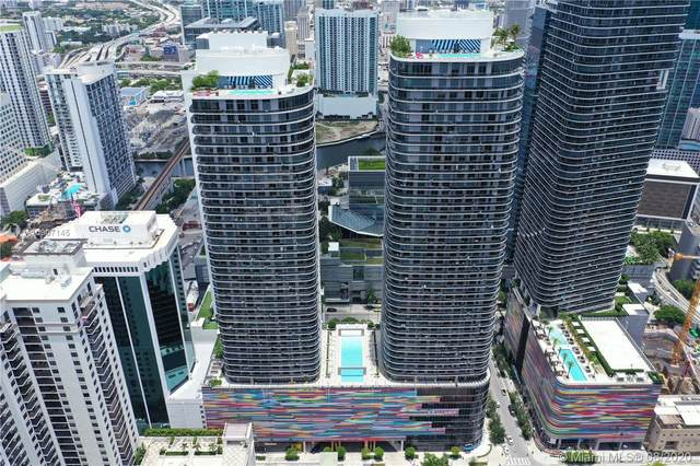 45 SW 9th St #2001, Miami, FL 33130 (MLS #A10907145) :: Berkshire Hathaway HomeServices EWM Realty