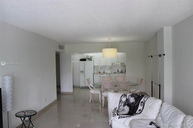 19390 Collins Ave #209, Sunny Isles Beach, FL 33160 (MLS #A10907191) :: The Teri Arbogast Team at Keller Williams Partners SW