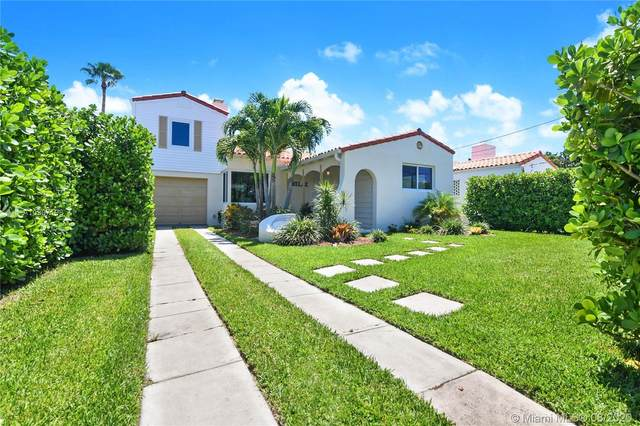 8827 Carlyle Ave, Surfside, FL 33154 (MLS #A10907198) :: The Jack Coden Group